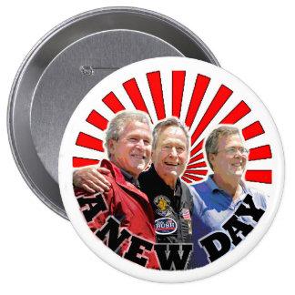 Jeb Bush 2016 Pin's