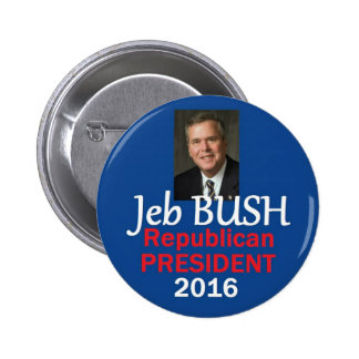 Jeb Bush 2016 Pin's