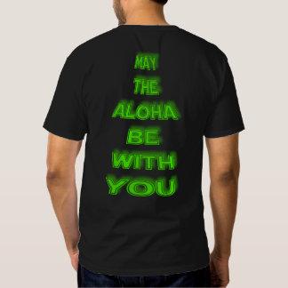 Jedi hawaïen t-shirt