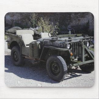 Jeep classique de Willys Tapis De Souris