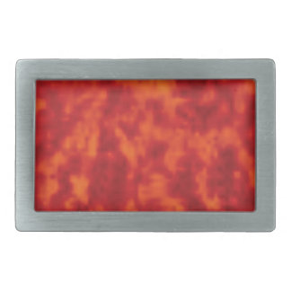 jello orange boucles de ceinture rectangulaires