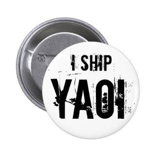 J'embarque le bouton de Yaoi Badge