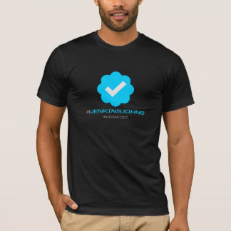 @JenkinsJohn6 - Vérifié - T-shirt noir
