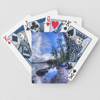 Jenny dans le matin cartes à jouer