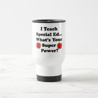 J'enseigne Ed spécial Mug De Voyage