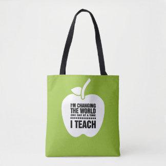 J'enseigne. Les sacs fourre-tout des professeurs