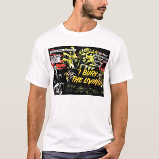 """""""J'enterre"""" (les 1958) T-shirts vivant"""
