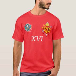 Jersey de football de Benoît XVI T-shirt
