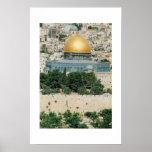 Jérusalem Affiches