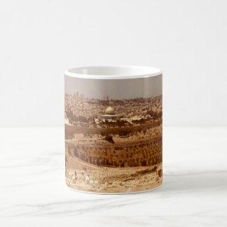 Jérusalem d'or mug