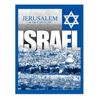 Jérusalem, Israël Carte Postale