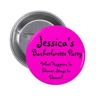 Jessica, ce qui se produit à Denver. Séjours en DE Badge