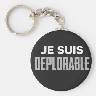 JeSuisDeplorable Porte-clés