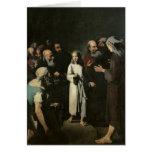 Jésus avec les médecins carte
