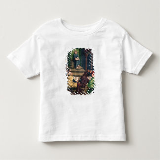 Jésus avec les médecins t-shirt pour les tous petits