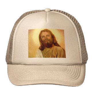 Jésus-Christ je suis la manière Casquette Trucker