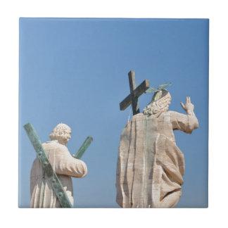 Jésus-Christ Petit Carreau Carré