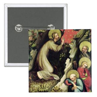 Jésus dans le jardin de Gethsemane Badges