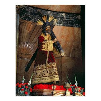 Jésus de la grande puissance, 1620 carte postale