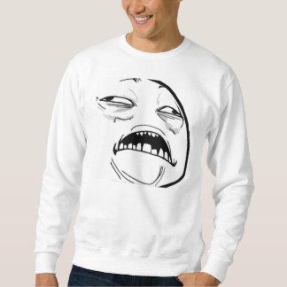 Jésus doux Meme - sweatshirt