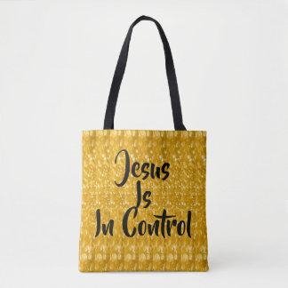 Jésus est dans le sac fourre - tout à contrôle