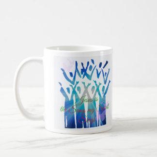 Jésus est la chanson que mon esprit chante la mug