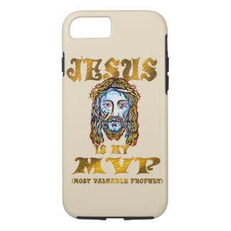 Jésus est mon mvp la plupart de coque iphone coque iPhone 7