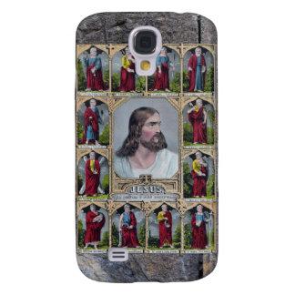 Jésus et les 12 apôtres