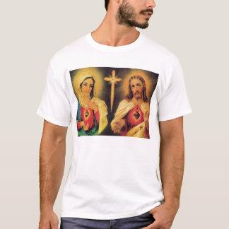 Jésus et Mary T-shirt