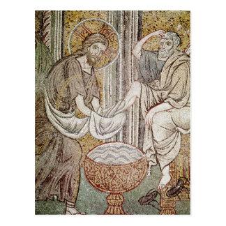 Jésus et St Peter Carte Postale