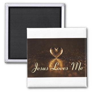 Jésus m'aime aimant