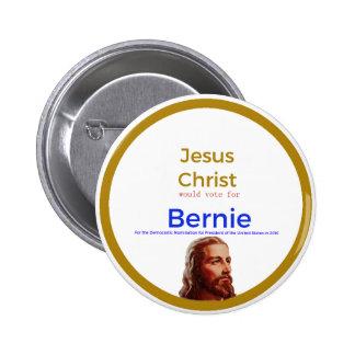 Jésus pour Bernie Badge