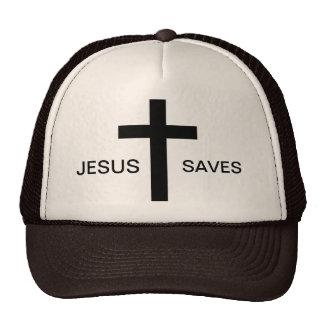 Jésus sauve le chapeau casquette