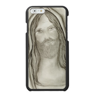 Jésus solennel coque-portefeuille iPhone 6 incipio watson™