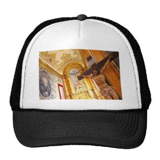 Jésus sur la croix casquette de camionneur
