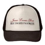 Jésus vous aime préférés casquette de camionneur