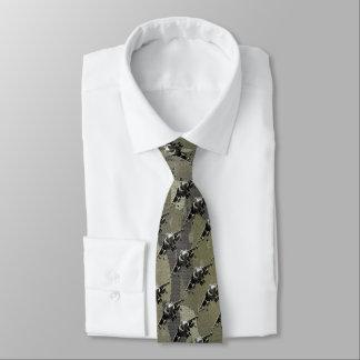Jet Camo Cravates