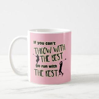 Jet de marteau avec la Meilleure tasse de café