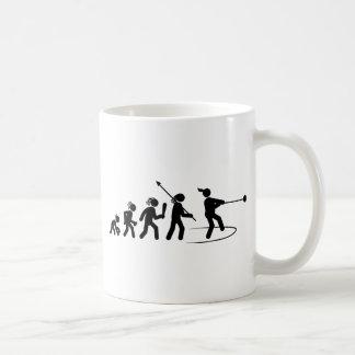 Jet de marteau mug