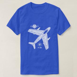 Jet du sabre F-86 T-shirt