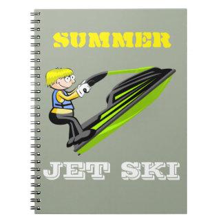 Jet ski fan carnet