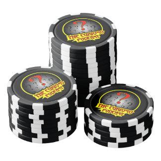 Jeton de poker de Podcast de Curioso Jetons De Poker