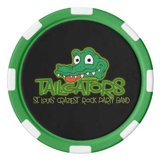 Jeton de poker de Tailgators