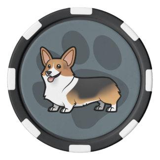 Jetons De Poker Concevez votre propre animal familier
