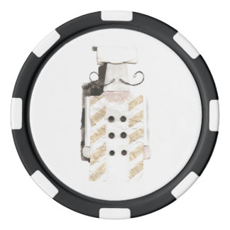 Jetons de poker de Monsieur Chef