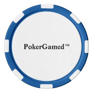 Jetons de poker de PokerGamed™