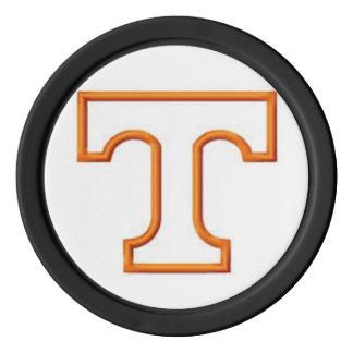 Jetons de poker du Tennessee