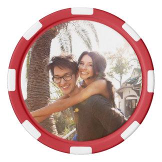 Jetons De Poker Photo faite sur commande