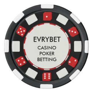 Jetons De Poker Puces de casino d'EvryBet