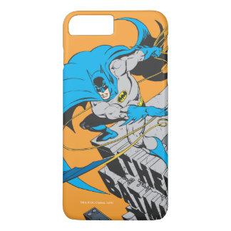 Jets Batarang de Batman sur le dessus de toit Coque iPhone 8 Plus/7 Plus